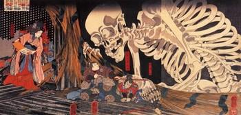 歌川国芳 「相馬の古内裏」 1845年頃.jpg