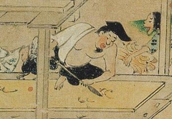 槍鉋ではつる(石山寺絵巻)1.jpg
